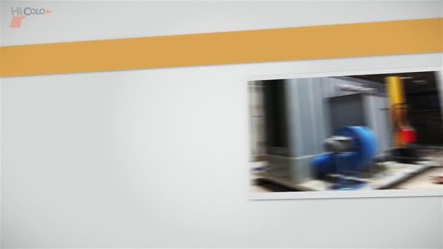 Línea de pintura electrostática compacta para perfiles de aluminio en Indonesia